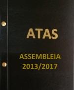 Atas – Quadriénio 2013/2017