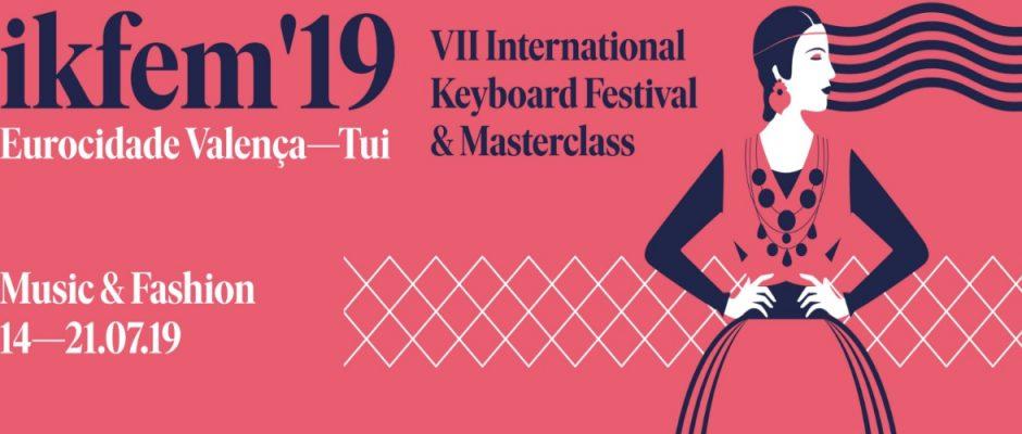 VII International Keyboard Festival & Masterclass – Ikfem'19