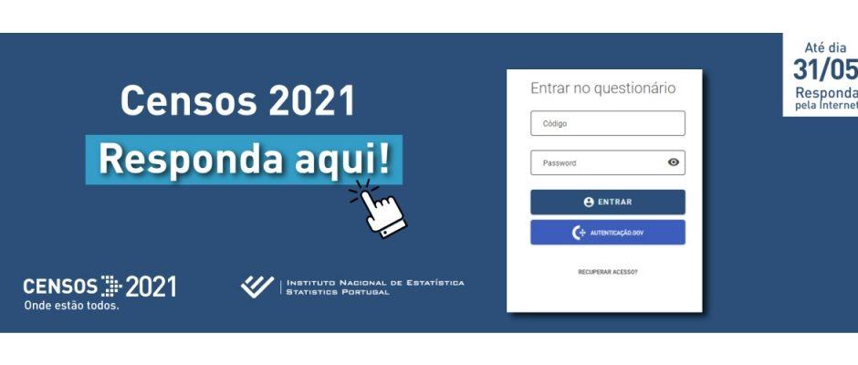 Censos – 2021